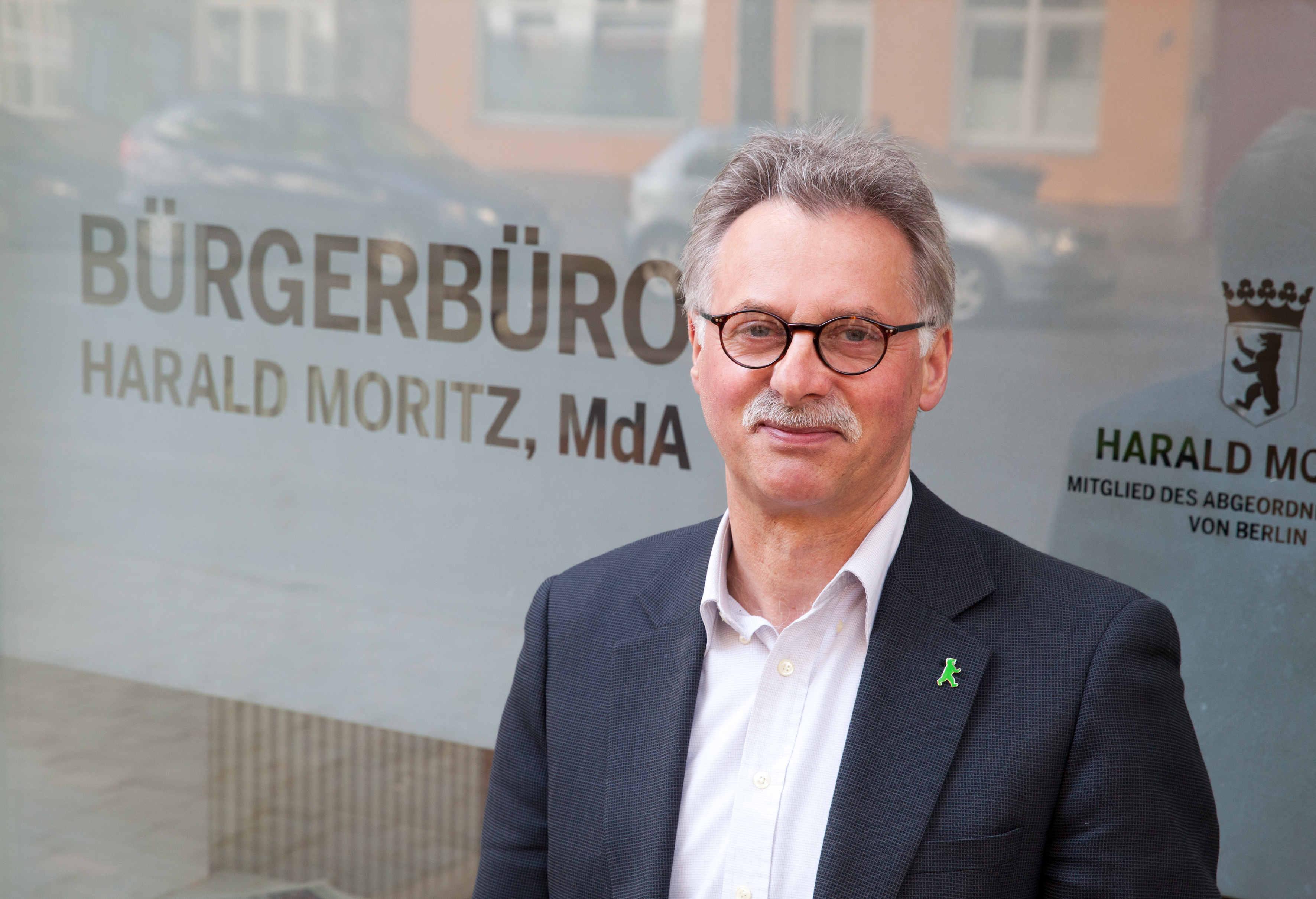 Harald Moritz